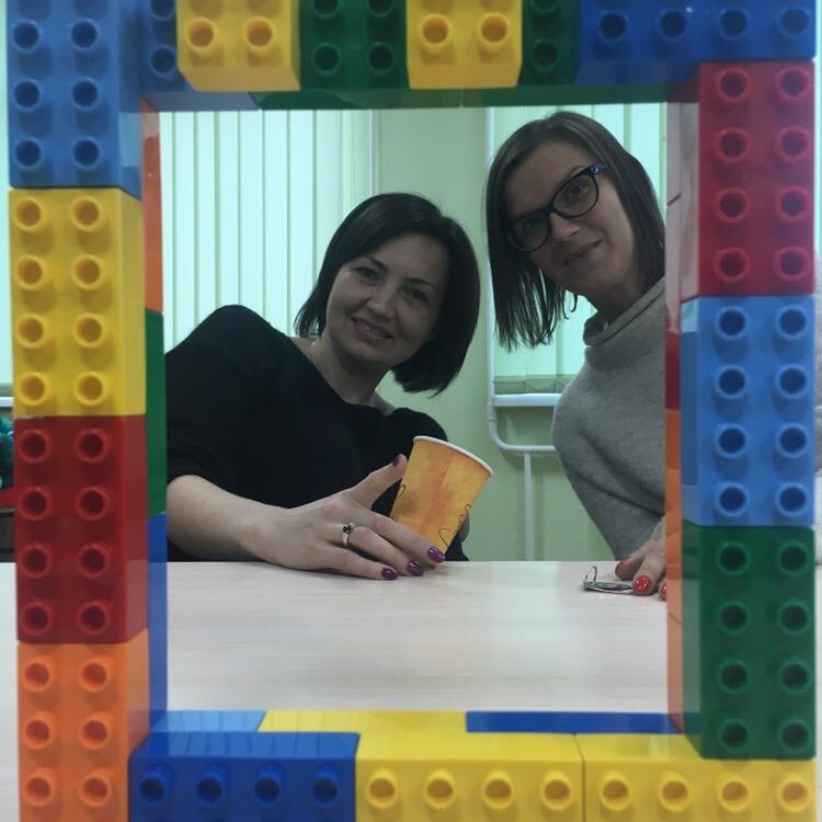 "Семінар-тренінг ""LEGO"""